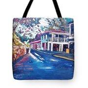Tortola  Main Street Tote Bag