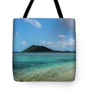 Tortola Waters Tote Bag