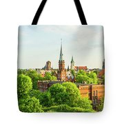 Torun Old Town Tote Bag
