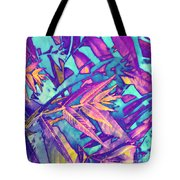 Tossed About Tote Bag
