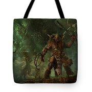 Total War Warhammer Tote Bag