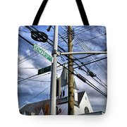 Totally Wired Tote Bag