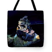 Totem Frogs Tote Bag