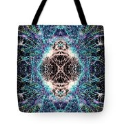 Totems Of The Vision Quests #1526 Tote Bag