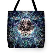 Totems Of The Vision Quests #1529 Tote Bag