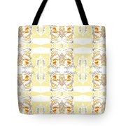 Totheme Yellow Tote Bag