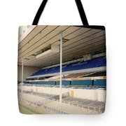 Tottenham - White Hart Lane - East Stand 3 - April 1991 Tote Bag