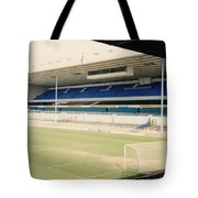 Tottenham - White Hart Lane - East Stand 4 - April 1991 Tote Bag