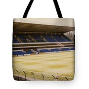 Tottenham - White Hart Lane - West Stand 2 - 1980s Tote Bag