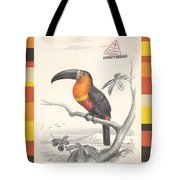 Toucan Bird Responsible Travel Art Tote Bag