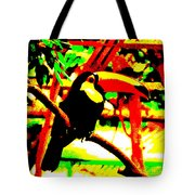 Toucan Tourcanna Tote Bag
