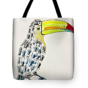 Toucan - You Are What You Eat Tote Bag