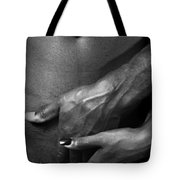 Touch Me There Tote Bag