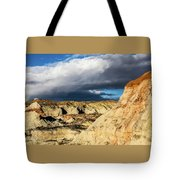 Touch Of A Rainbow Tote Bag