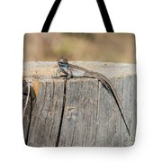 Touch Of Blue Tote Bag