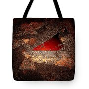 Touch Of Brown Tote Bag