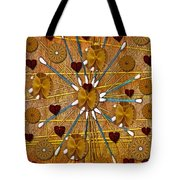 Touch Of Everyday Things Tote Bag