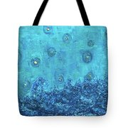 Touch Of Light Tote Bag