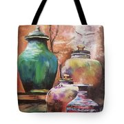 Touch Of Tuscan Tote Bag