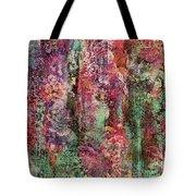 Touch Of Velvet Tote Bag