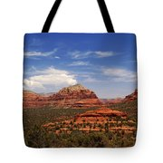 Touch The Earth Tote Bag