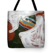 Touch The Sky - Tile Tote Bag