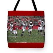 Rutgers Touchdown - Janarion Grant Tote Bag