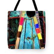 Touching My Toes Tote Bag