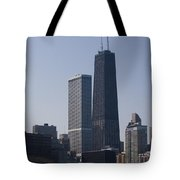 Touching The Sky Tote Bag