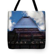 Touching The Sky - Comcast Center Tote Bag