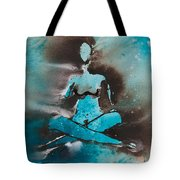 Touching The Universe II Tote Bag