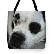 Tough Guy Tote Bag
