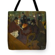 Toulouse-lautrec Moulin Rouge Tote Bag