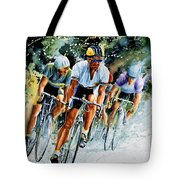 Tour De Force Tote Bag