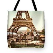 Tour Eiffel  Exposition Universelle Tote Bag