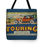Touring Tote Bag
