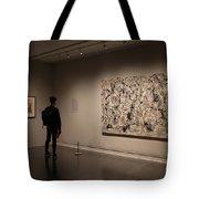 Touring The Met Tote Bag