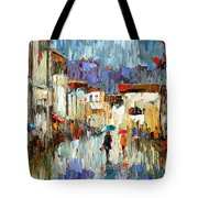 Tourists Tote Bag