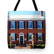 Tousey House Tote Bag