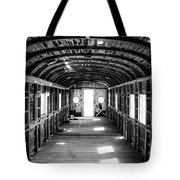 Toward The Light Tote Bag
