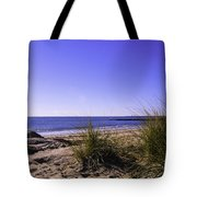 Toward White Sands Tote Bag
