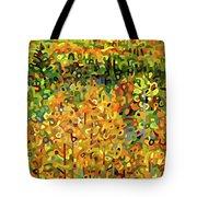 Towards Autumn Tote Bag