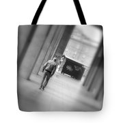 Towards The End Tote Bag