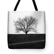 Towards The Tree Tote Bag