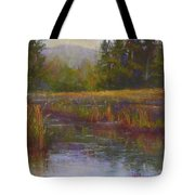 Towards Ticonderoga Tote Bag