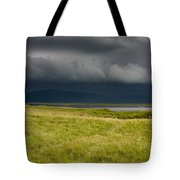 Towards Vatnajokull Tote Bag