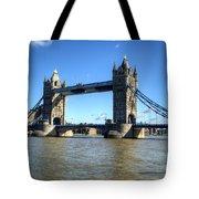 Tower Bridge 3 Tote Bag