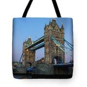 Tower Bridge 5 Tote Bag