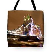 Tower Bridge Evening Tote Bag