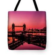 Tower Bridge, London. Tote Bag